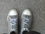 my beloved chucks