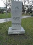 monument for Sigmund Freud