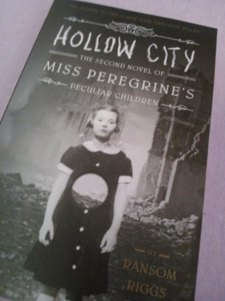 Hollow City - Cover