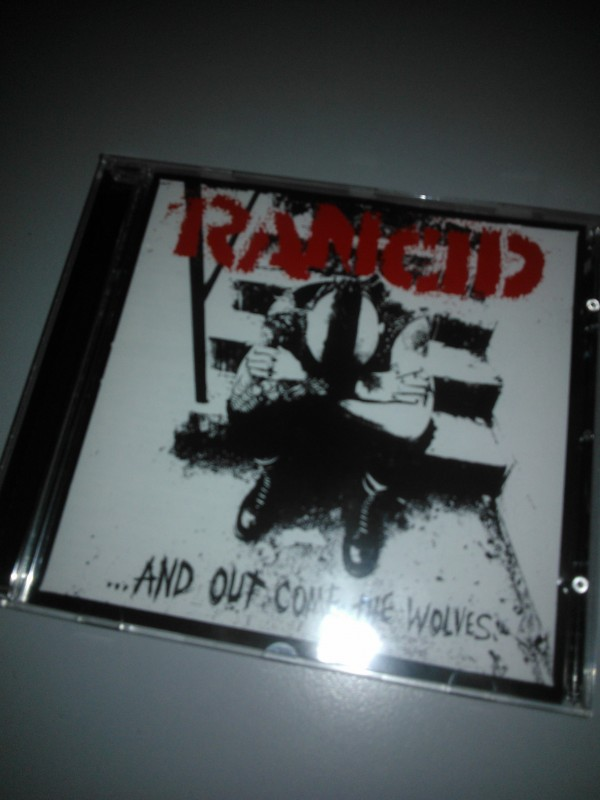 Rancid - ...And Out Come The Wolves - Cover