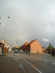 rainbow over meerhout